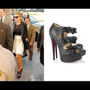 Christian Louboutin ~ Madame Butterfly Pum…